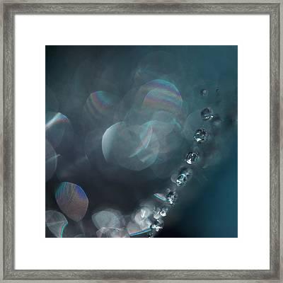 Refreshed Framed Print by Bonnie Bruno