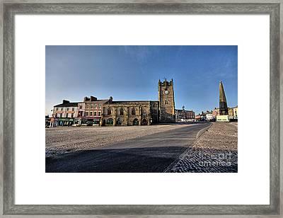 Richmond, North Yorkshire Framed Print