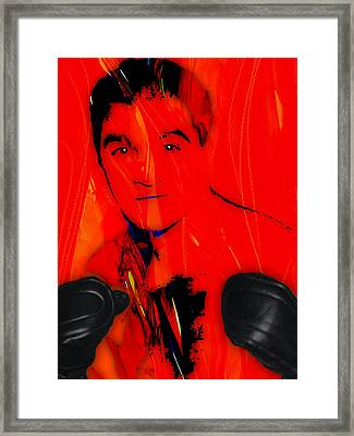 Rocky Marciano Collection Framed Print
