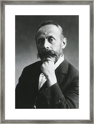 Rudolph Virchow 1821-1902, German Framed Print by Everett
