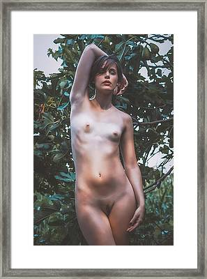Salmace Framed Print