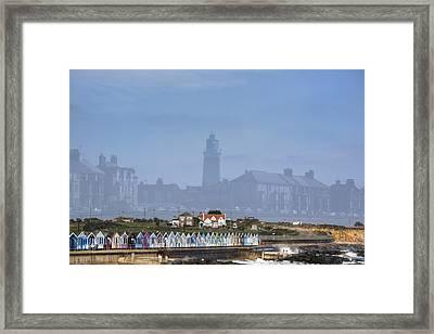 Southwold - England Framed Print