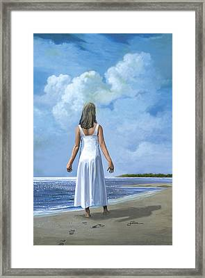 The Awakening Framed Print by Harold Shull