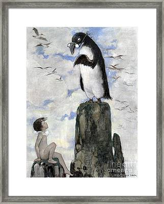 The Water Babies Framed Print by Granger