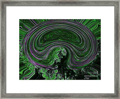 Unnamed Abstract Framed Print