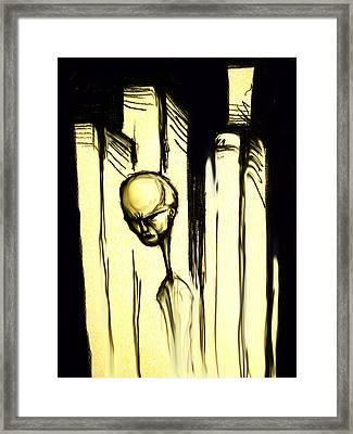 Untitled  Framed Print by Jeff DOttavio