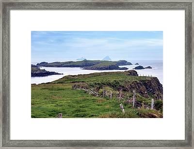 Valentia Island - Ireland Framed Print