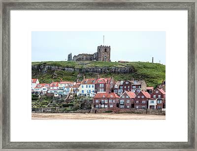 Whitby - England Framed Print by Joana Kruse
