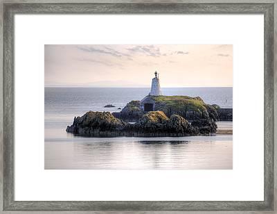 Ynys Llanddwyn - Wales Framed Print