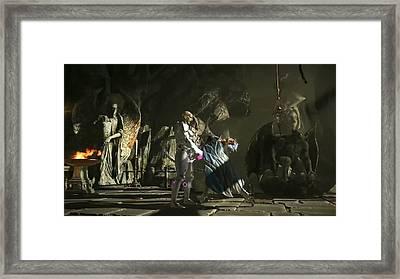 Injustice 2 Framed Print