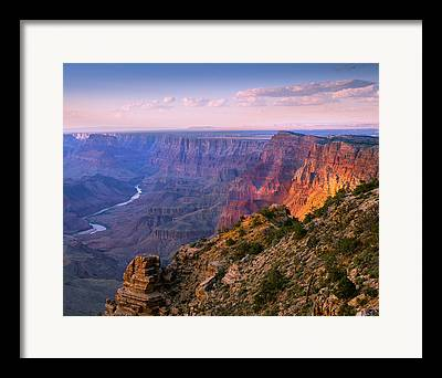 The Grand Canyon Framed Prints