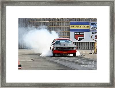 3008 05-03-2015 Esta Safety Park Framed Print by Vicki Hopper