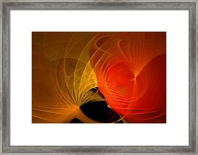 302 Framed Print by Lar Matre