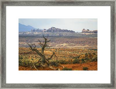 #3090 - Moab, Utah Framed Print
