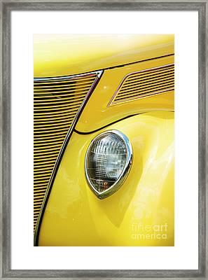 30s Ford Framed Print