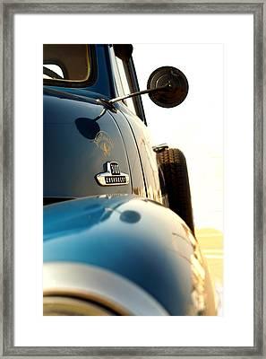 3100 Chevrolet Framed Print