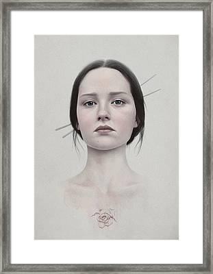 318 Framed Print by Diego Fernandez