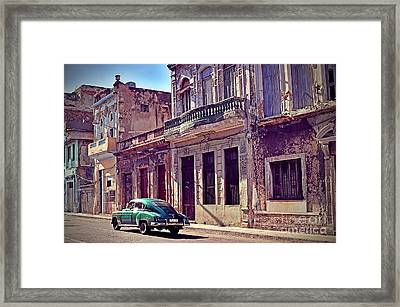 Havana Cuba Framed Print