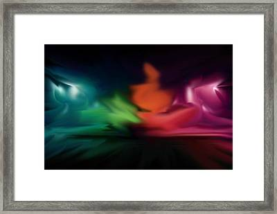 Untitled Framed Print by Nicholas Jauregui