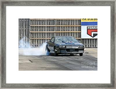 3215 05-03-2015 Esta Safety Park Framed Print by Vicki Hopper