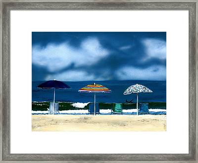 32nd Street Framed Print by Charles Parks
