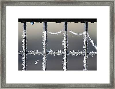33 Degrees Framed Print