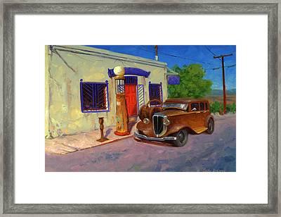 33 Studebaker  Framed Print