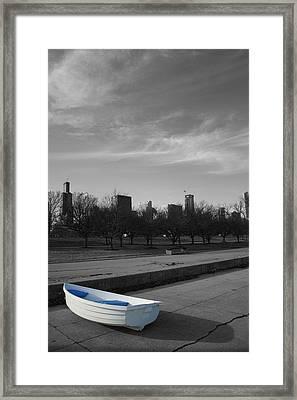 347 Framed Print