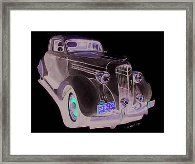 35 Desoto Framed Print by Ferrel Cordle