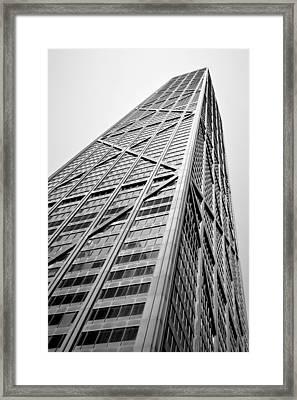 360 Chicago Framed Print