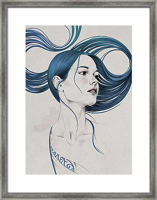 361 Framed Print by Diego Fernandez