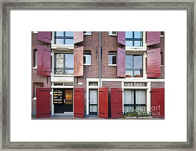 Amsterdam Framed Print by Andre Goncalves