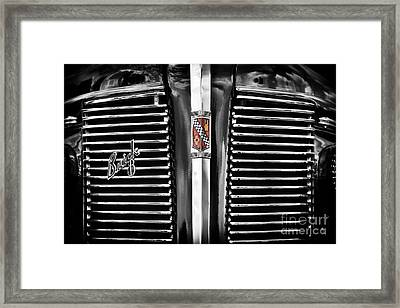 37 Buick 8 Special Framed Print by Tim Gainey