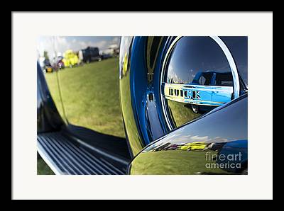 Running Board Framed Prints