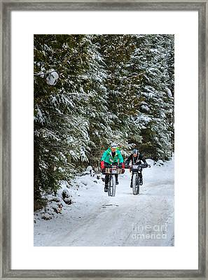 Arrowhead 135 Framed Print