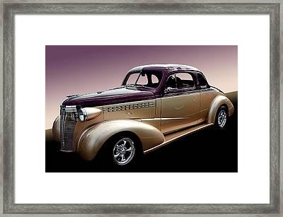 38 Chev Framed Print by Jim  Hatch