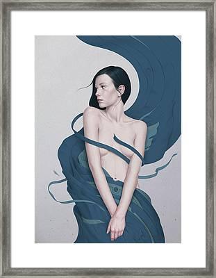 386 Framed Print by Diego Fernandez