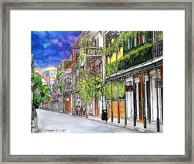 39 Framed Print by John Boles