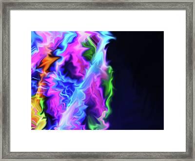 Untitled Framed Print by Nicholas Jauregui