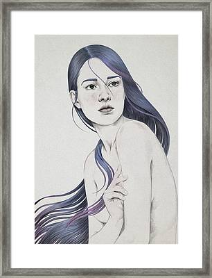 391 Framed Print by Diego Fernandez