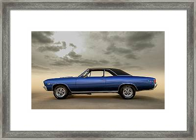 396 Super Sport Framed Print