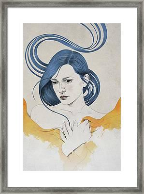 399 Framed Print by Diego Fernandez