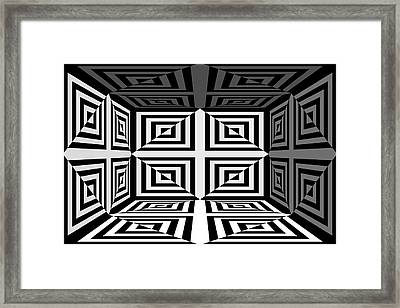 Framed Print featuring the photograph 3d Mg253daw by Mike McGlothlen