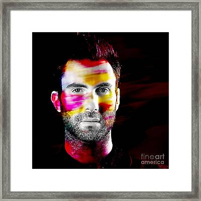 Adam Levine Collection Framed Print