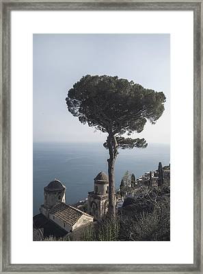 Amalfi Coast Framed Print