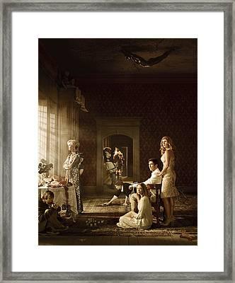 American Horror Story 2011 Framed Print