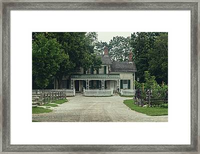 Black Creek Pioneer Village - Canada Framed Print