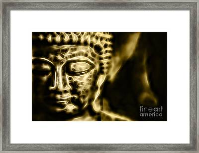 Buddah Collection Framed Print by Marvin Blaine