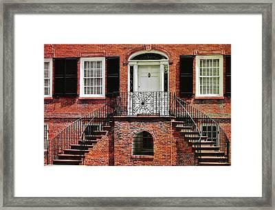 Davenport House Framed Print by JAMART Photography
