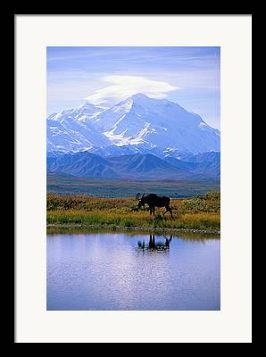 Overcast Day Photographs Framed Prints